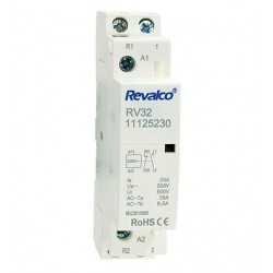 CONTACTOR MDR.3 MDS.4P 40A...