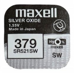 PILA 1.55V SR521SW BOTON